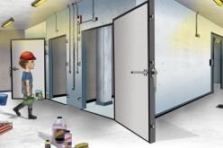 Limpieza y Sanitización de cuartos fríos